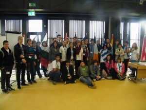 SIF 2011 Group Photo