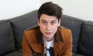 Nick D'Aloisio, inventor of the news app Summly.
